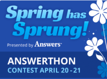 Spring Answerthon 2013